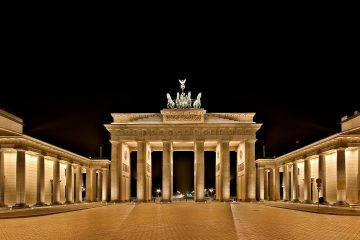 BrandenburgerTorGold
