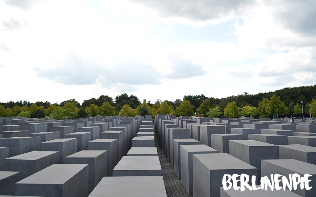 Memorial Holocausto de Berlin